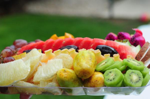מגש קטן פירות מעוצבים